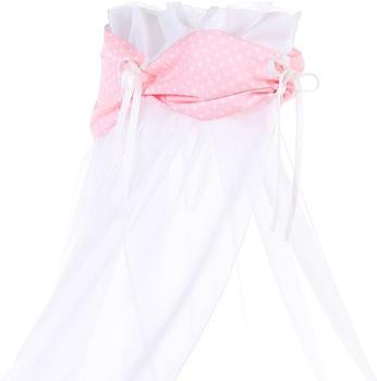 Babybay Himmel Sterne rosa