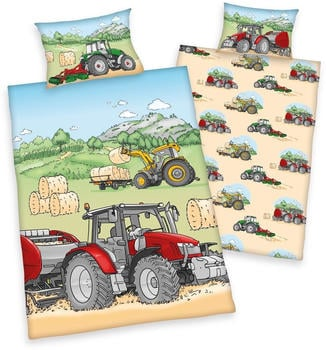 herding-bettwaesche-traktor-100x135-cm