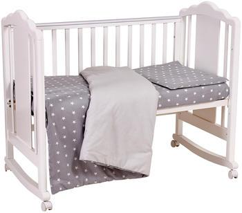 polini-kids-baby-bettwaesche-3tlg-bettset-stars-grau