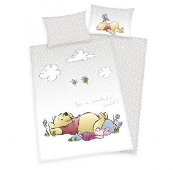 Herding Flanell-Bettwäsche Winnie the Pooh