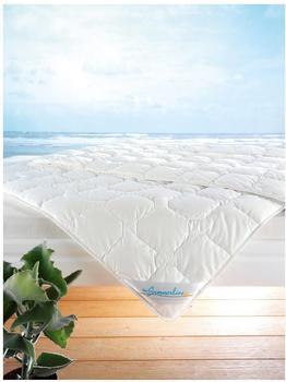 Frankenstolz Wash Cotton Sommer Bettdecke 200x200 cm