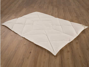 Allnatura Daunen-Körperzonen-Bettdecke Ansara-Forma 135x200 cm