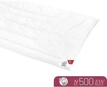 Schlafstil Kamelhaarbettdecke N500 extrawarm 240x220cm (671799)
