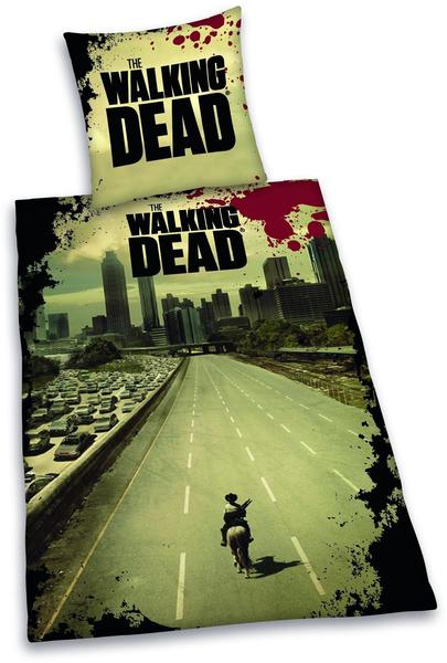 Herding The Walking Dead - City 80x80+135x200cm