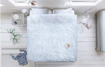 Snurk Bettwäsche Bassie 135 x 200 cm 100% Baumwolle
