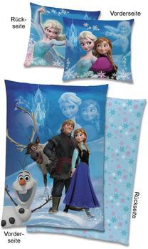 Global Labels Die Eiskönigin Frozen Magic (80 x 80 + 135 x 200 cm)