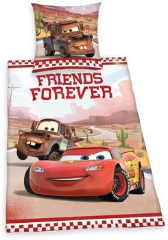 Herding Cars Forever Friends 80x80+135x200cm