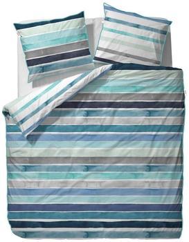 ESPRIT Iva blau (200x220+2x80x80cm)