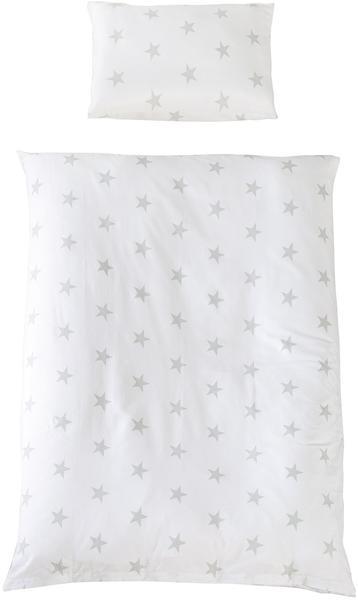 Roba Bettwäsche 100x135cm - Little Stars weiß