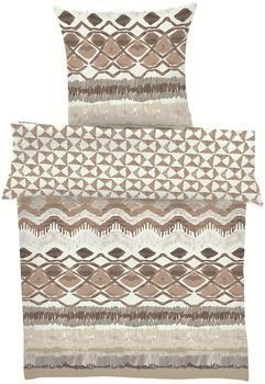 Ibena Thats Africa braun/beige (135x200+80x80cm)