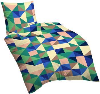Sueños Suenos Linon Bettwäsche Triangle 135 x 200 cm
