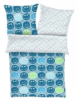 s.Oliver Smiley blau (100x135+40x60cm)