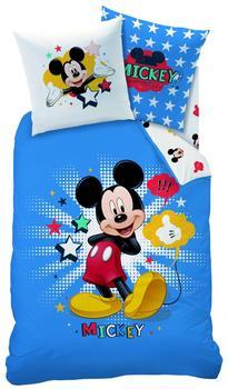 Disney Mickey Mouse Linon (135x200+80x80cm)