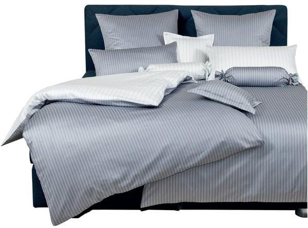 Janine Modernclassic 3936 silber (200x220+2x80x80cm)