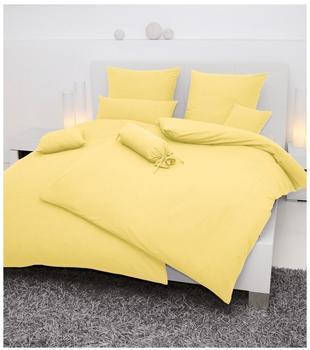 Janine Piano gelb (135x200+80x80cm)