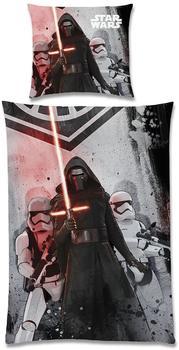 Global Labels Star Wars The Dark Side II Kylo Ren (135x200+80x80cm)