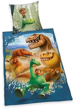 Herding The Good Dinosaur Flanell (135x200+80x80cm)
