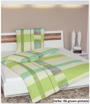 Janine Tango 2377 grün/pistazie (155x200+80x80cm)