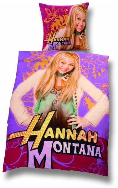 Disney Hannah Montana Fotodruck Linon (135x200cm)