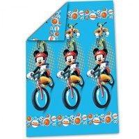 Disney Kinderbettwäsche Bettdecke Decke Bettwäschegarnitur 135x200 Mickey Minnie Bettwäsche NEU, Motiv:Mickey