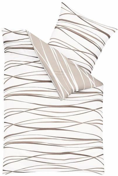 KAEPPEL Motion Mako-Satin natur (200x200+2x80x80cm)