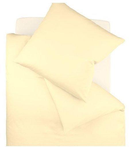 fleuresse Colours 009100 vanille (155x220+80x80cm)