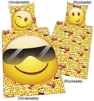herding-jugendbettwaesche-emotx-sonnenbrille-mit-emojis-gelb
