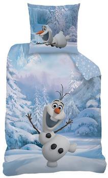 Whitehouse Eiskönigin Frozen Olaf (135x200+80x80cm)