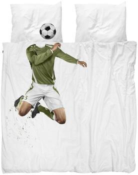 Snurk Soccer Champ weiß (200x200+2x80x80cm)