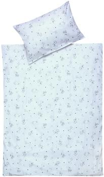 Schardt Bettwäsche (100 x 135 / 40 x 60) Tiny Stars grau