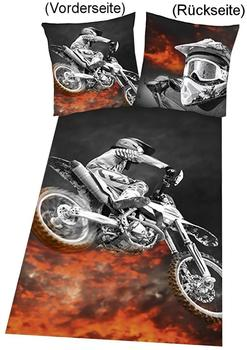 Herding Young Collection Motocross 80x80+135x200cm