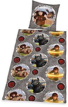Herding Dragons (DR89086) 80x80+135x200cm