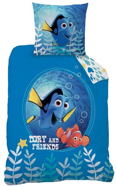 Disney Dory & Friends Bettbezug 140 x 200 cm