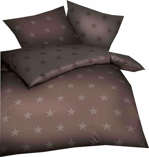 KAEPPEL Stars Biber braun (135x200+80x80cm)