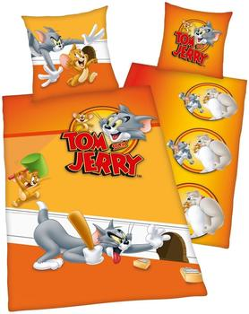 Herding Tom & Jerry 80x80+135x200cm