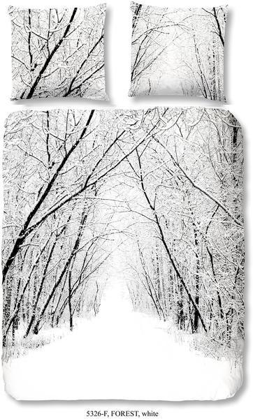 Good Morning Forest weiß (135x200+80x80cm)
