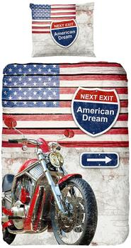 Good morning! American Motor multi (135x200+80x80cm)