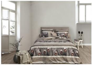 HNL Living Gita brown (135x200+80x80cm)