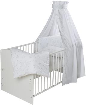 Schardt Bettset Ice Crystal weiß