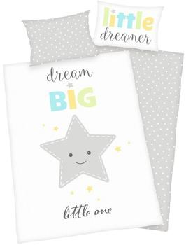Herding Bettwäsche 100x135cm Renforcé - Jana Dream Big