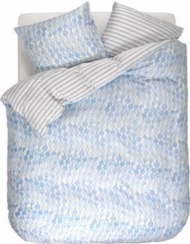 ESPRIT Krisa blau (155x220+80x80cm)