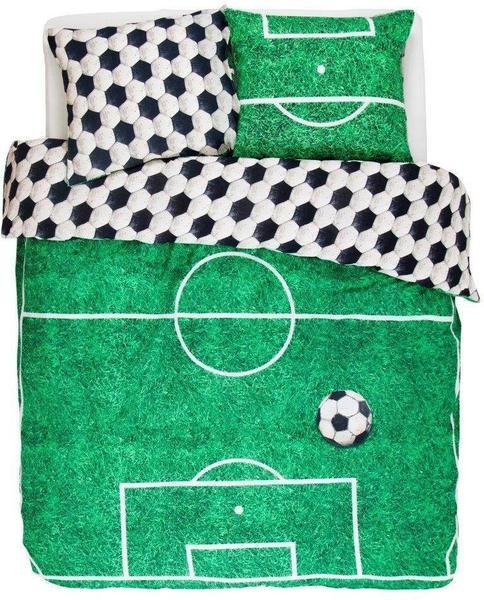 Covers & Co Jugendbettwäsche SOCCER Covers & Co im Fußball Design