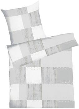 KAEPPEL Clipped grau (135x200+80x80cm)