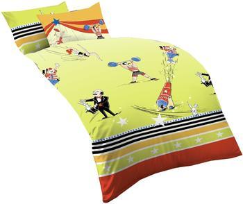 KAEPPEL Kinderbettwäsche Zirkus