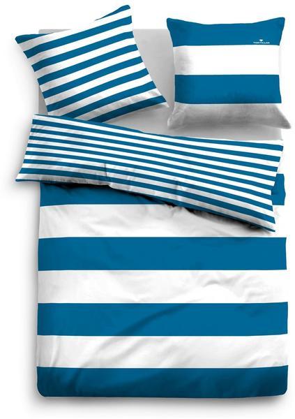 Tom Tailor Siena 80x80+135x200cm blau