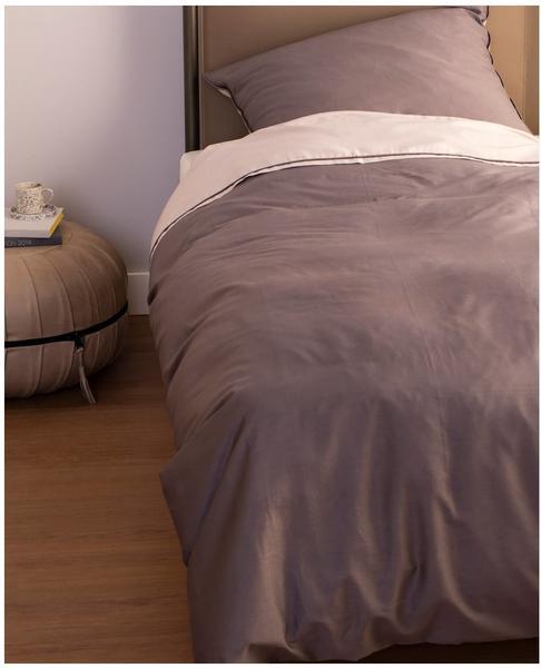 Schöner Wohnen Pure 80x80+135x200cm sand-anthrazit