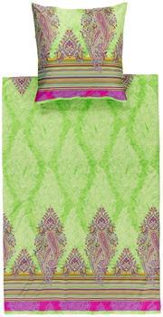 Bassetti Elba V2 80x80+155x220cm grün