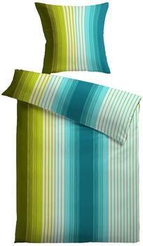 Kinzler Bettwäsche Amigo 2tlg. Kinzler grün
