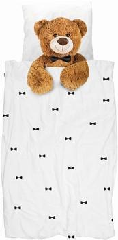 Snurk Bettwäsche TEDDY BEAR, SNURK Perkal-Baumwolle