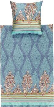 Bassetti Elba V3 80x80+155x220cm himmelblau